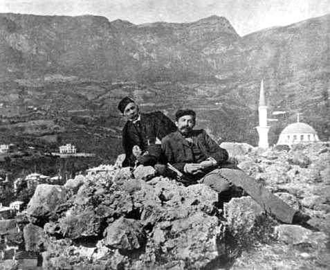 Gaspıralı ve Yusuf Akçura
